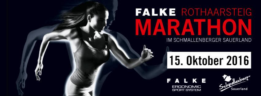 Falke Rothaarsteig Marathon 2016