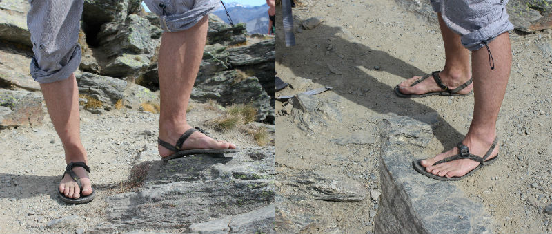 Luna Sandals Leadville Pacer wandern