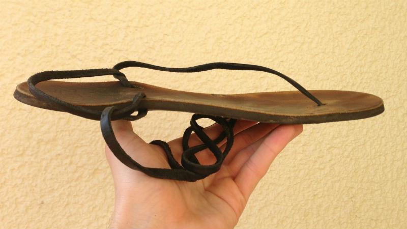 Luna Sandals Luna Original, Traditional Venado