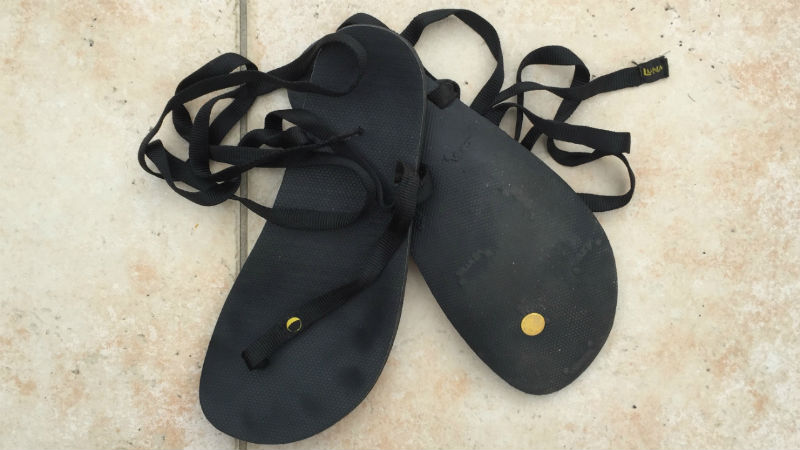 Im Test: Luna Sandals Traditional Venado