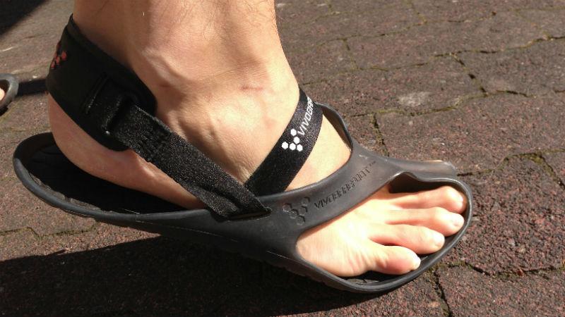 Vivo Barefoot Achilles Sandale