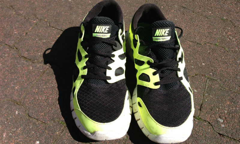 Im Test: Nike Free Run+ 2