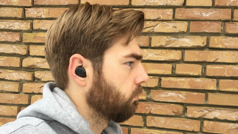 Bragi The Headphone, In-Ear, Earbuds