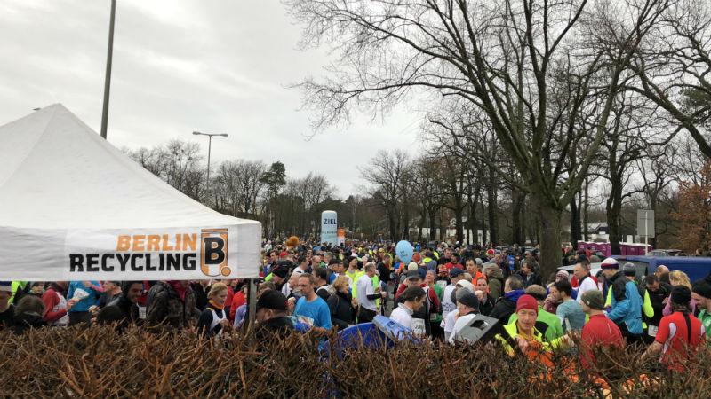 Berlin Recycling Silvesterlauf 2017