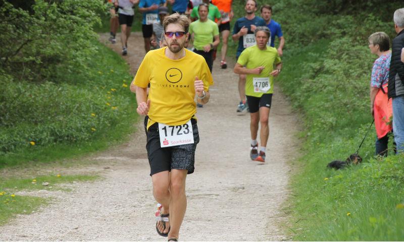 Hermannslauf 2018, Kilometer 20,5